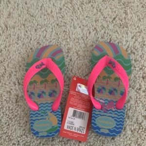 Havanas Sandals kids
